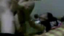 Mlada asiaporno brineta veličanstvenih grudi usisava muški kurac i pruža mu dlakavu pičku