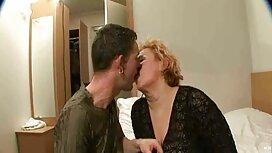 Model porn son Jojo Kiss širokih bokova vodi velikom crncu u vaginu