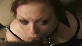 Ruska djevojka u bluzi s čipkom xxx de na rukavima pustila je svog dečka u anus i sisala