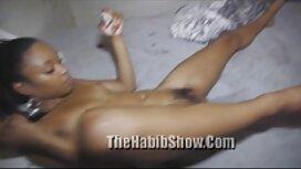 Amina Allure s gustim obrvama usisala je momak i porno casting anal dala mu vožnju
